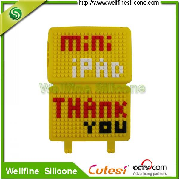 Best promotin gifts ipad mini silicone case