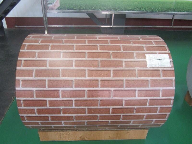 SPCC wall color PPGI/prepainted galvanized steel coil