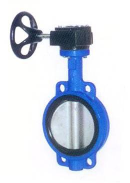 Lug butterfly valve