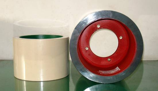 Rice Rubber rollers