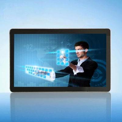 27 Inch Industrial Touch Panel All in One PC With P-Cap 10 Points