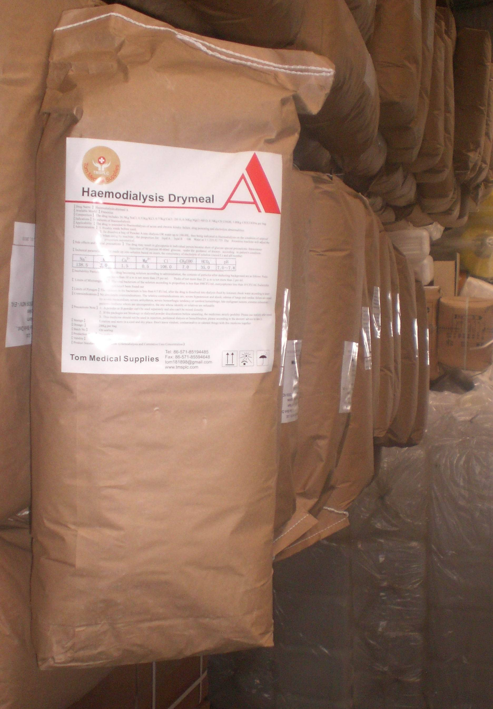 Dry Acid Concentrate,Dialysis Conce,nDry Concentrates For Hemodialysistrates,