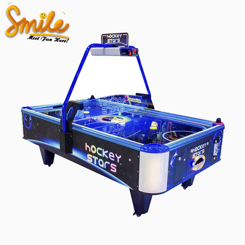 Indoor Air Hockey Game Machine Coin Operated Air Hockey Table Hot Sale In Mexico