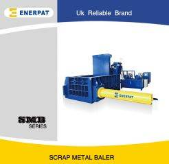 used scrap metal baling press