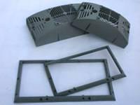 fiberglass injection parts