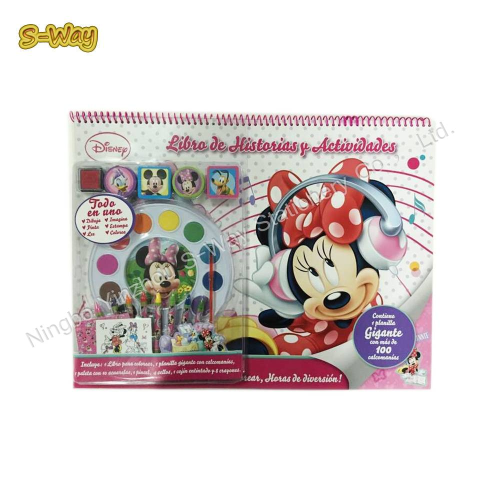Back to school items for kids stationery sets