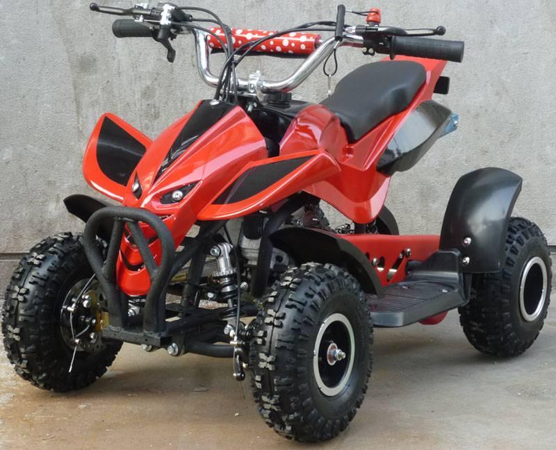 NEW 49cc 2-stroke: ATV03-W