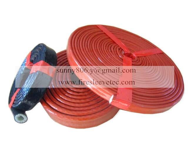 10KV high voltage resistant insulation fire sleeve