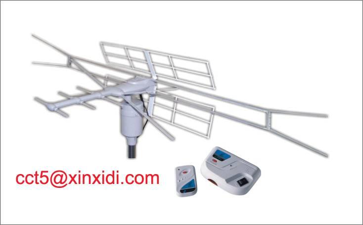 Remote-controlled Rotating Outdoor TV Antenna 05AEL (Xinxidi Antenna - CCT Antenna)