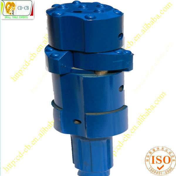 Concentric drilling bits