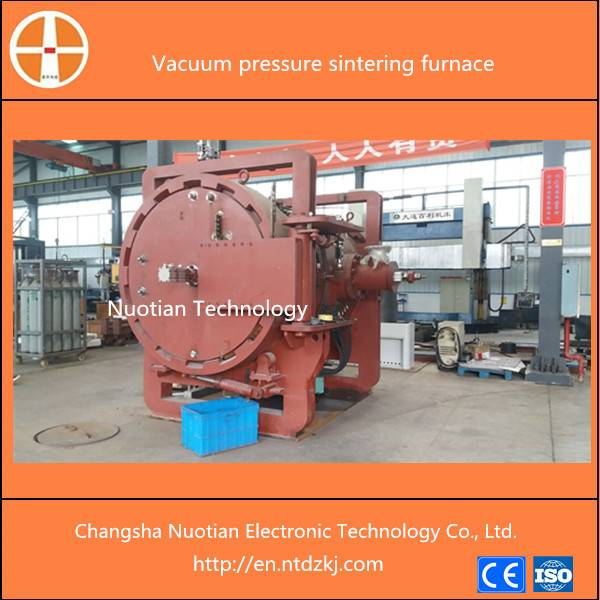 Good price and stable quality induction type vacuum sintering pressre furnace