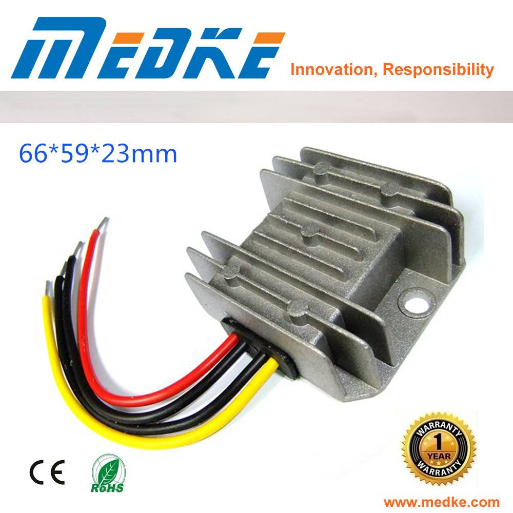 High quality dc dc converter 24v to 12v 60w voltage converter for electric car