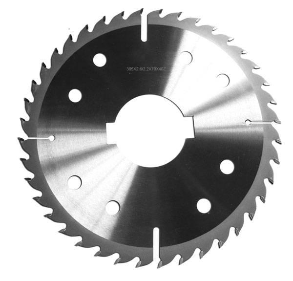 TCT circular saw blade (high performance saw blade)
