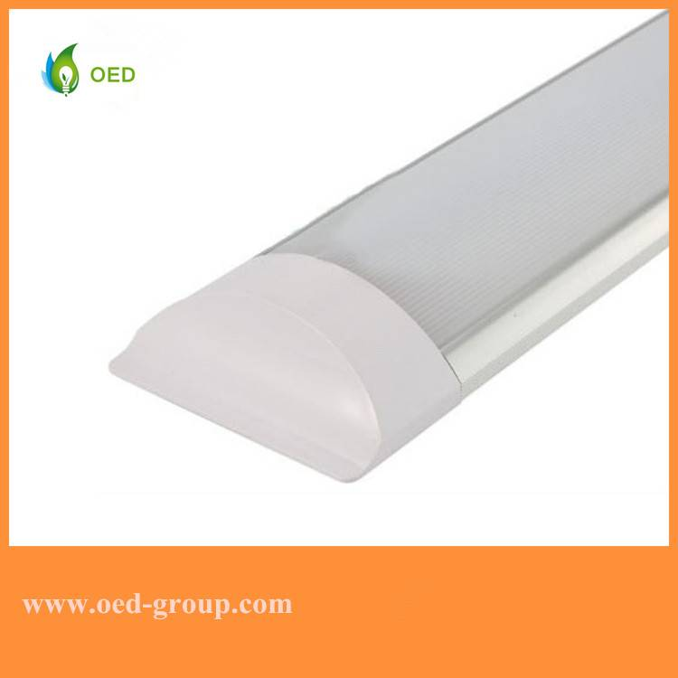High Power on Sale Surface Mounted Dustproof LED Light Flat Tube for Cleanroom Lighting