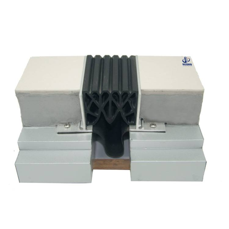 Rubber Insert Floor Expansion Joint Cover