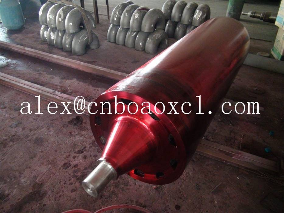 Sink roll for CGL( continuous galvanizing line)