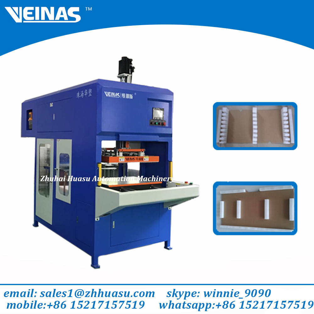 Veinas cardboard epe foam laminating machine