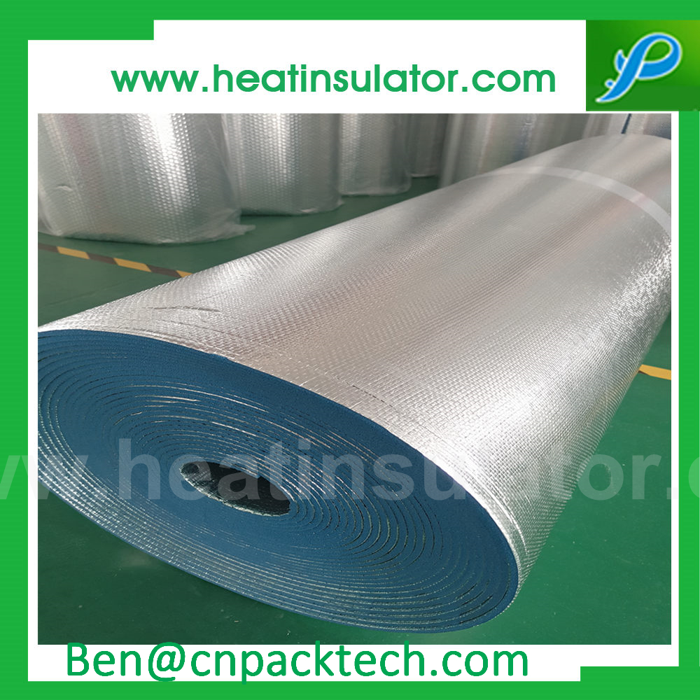 Building Material Thermal Break Foil Foam Insulation Thermal Insulation