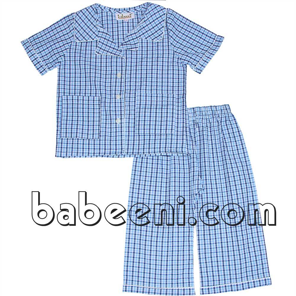 Adorable pajamas for little boy - BB414
