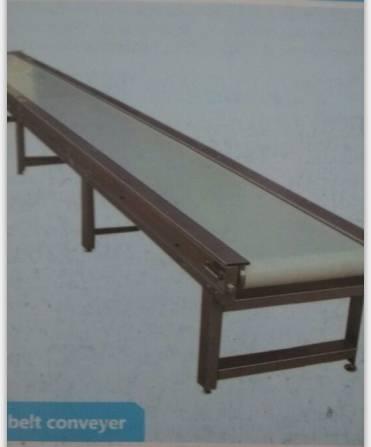 belt conveyor and belt conveyer