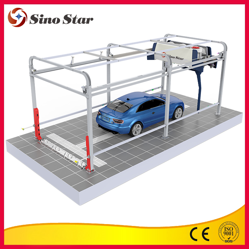 Good quality car wheel washing machine/ car washing machine system price with best price