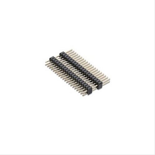 Electrical connector supplier 1.0mm dip type pin header