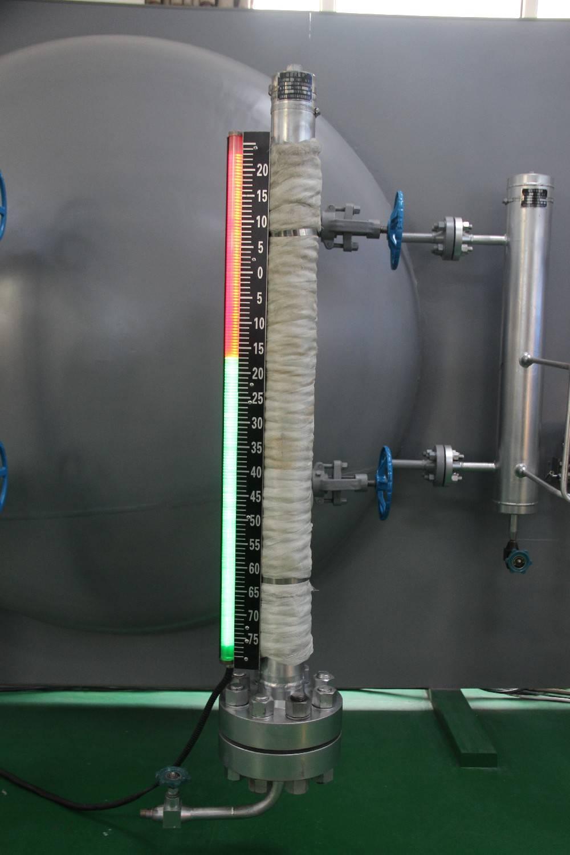 Magnectic Floater Level Gauge
