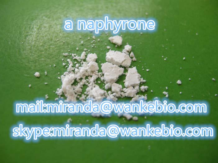 a naphyrone 850352-53-3 C19H23NO mail/skype:miranda(@)wankebio.com
