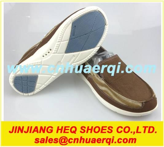 Wholesale latest canvas shoes for men