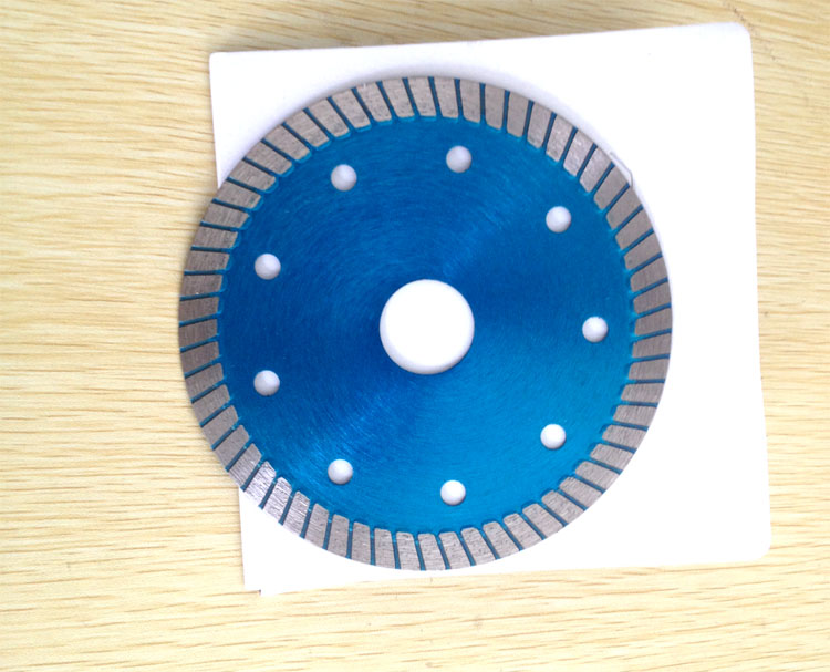 Sinter Turbo Diamond Cut Off Saw Blade for stone cutting