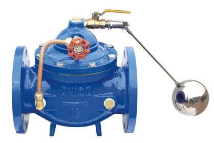 100X float valve