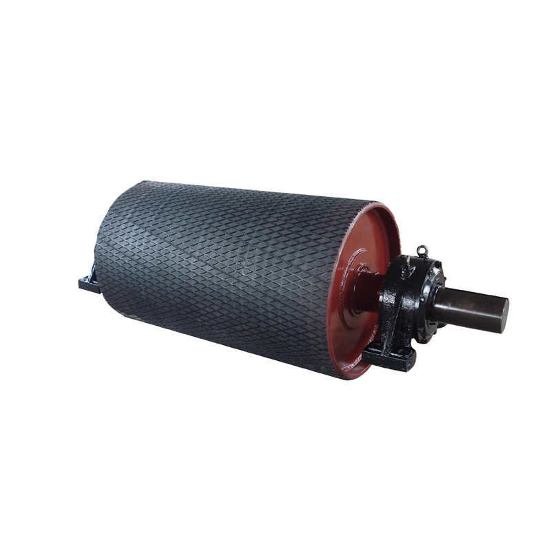 drive package glue roller