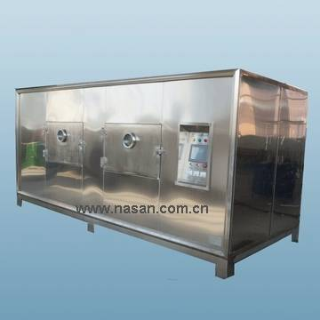 Nasan Microwave Sterilization Machine