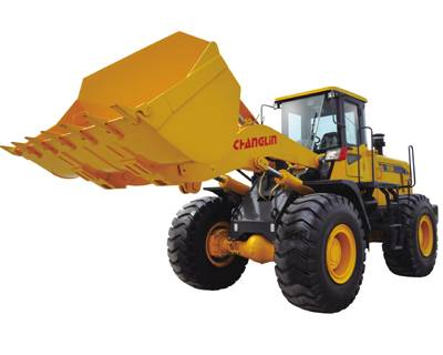 Changlin Brand Wheel loader with High Reliable Quality