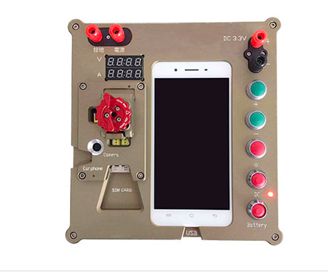 Socket Phone,Phone Jig for phone device test and verify