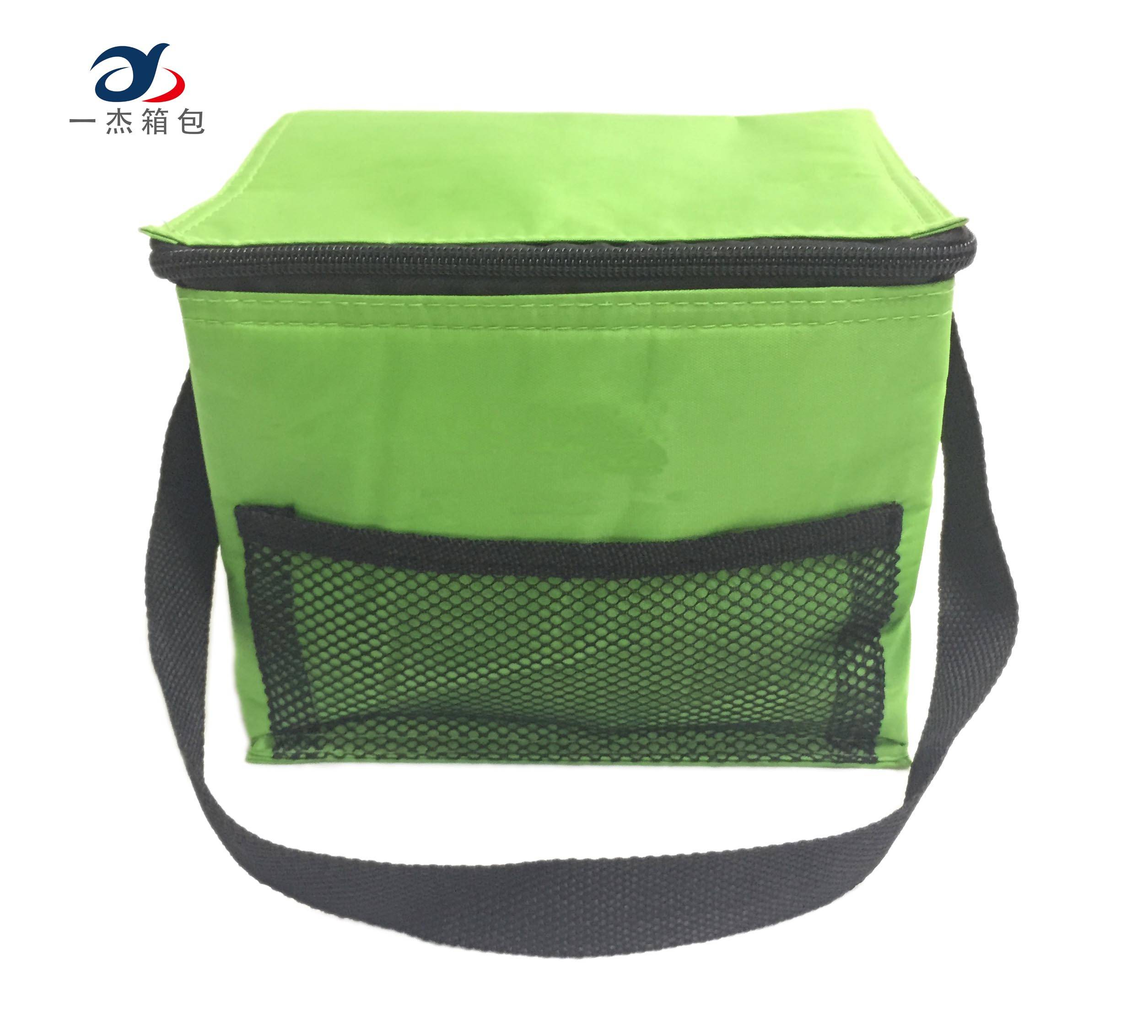 6cans 420D polyester insulated cooler bag manufacture