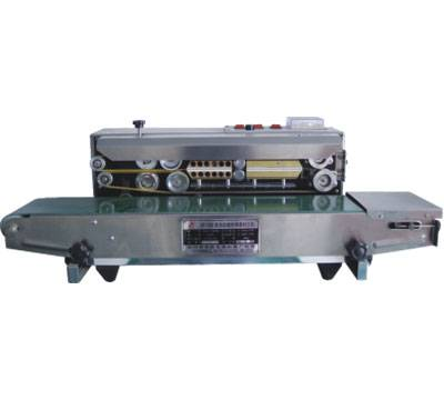 SF-150 band sealer film sealing machine