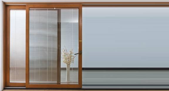 86 Series Aluminum-Clad Wood Door