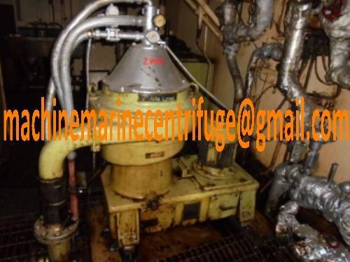 Alfa Laval MFPX 307 Oil Purifier, MFPX 307 Oil Separator, HFO Purifier, Waste Oil Centrifuge,