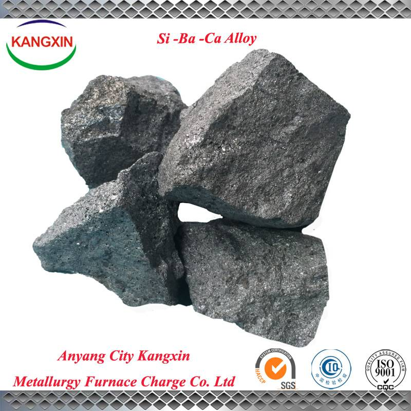 China factory sell Silicon Barium Calcium Alloy