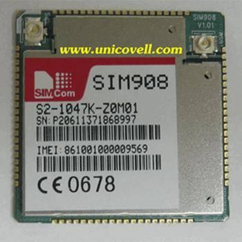 Sales quad-band GSM / GPRS module SIM900 SIM908