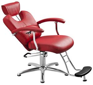 BH-866-1 Salon Barber Hair Styling Chair, Salon Furniture