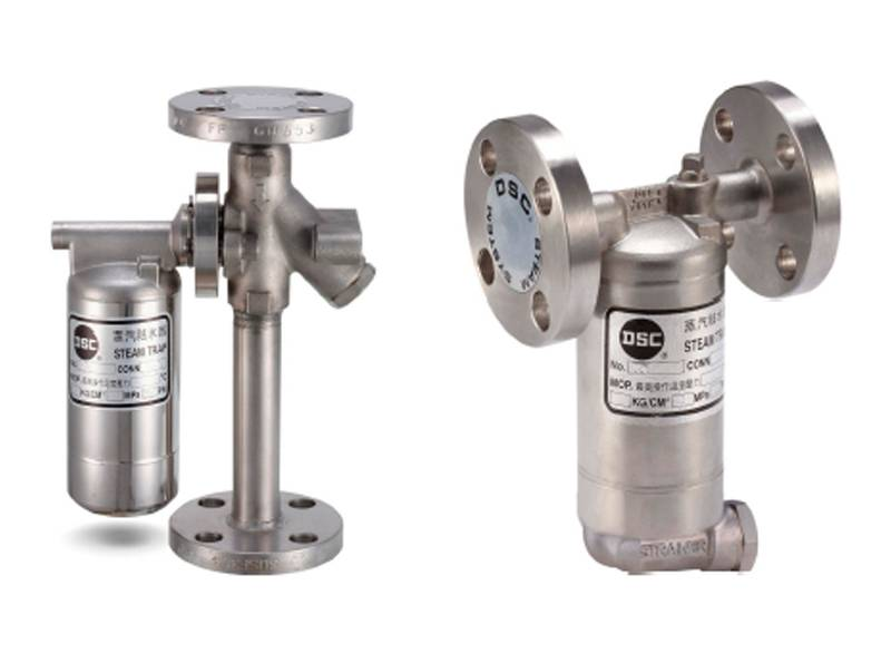 No.701~706F Stainless Steel Inverted Bucket Steam Traps