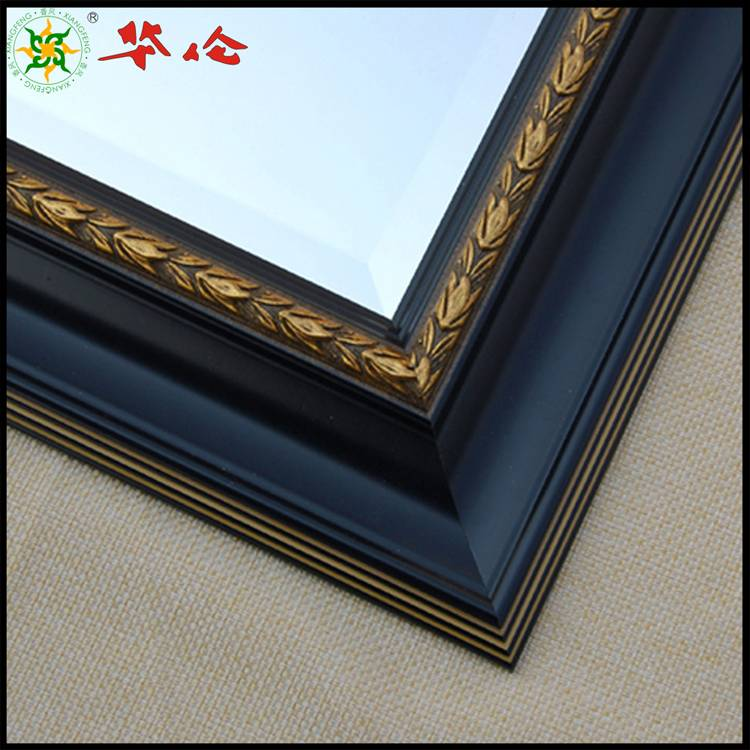 J11004 series big frame wall baths decorative art mirror