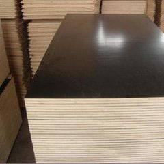 Best quality phenolic glue black film faced plywood / Brown film faced plywood for construction