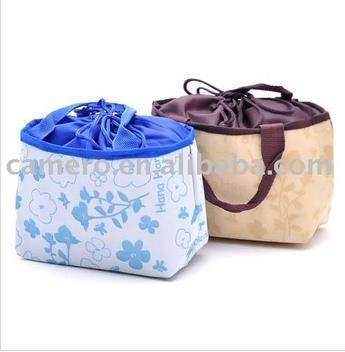 Durable Deluxe Lunch Cooler Bags , drawstring bags