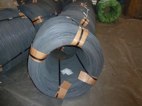 Patented Ungalvanized Steel Wire