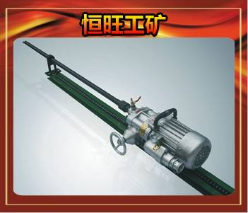 Rock electric drill