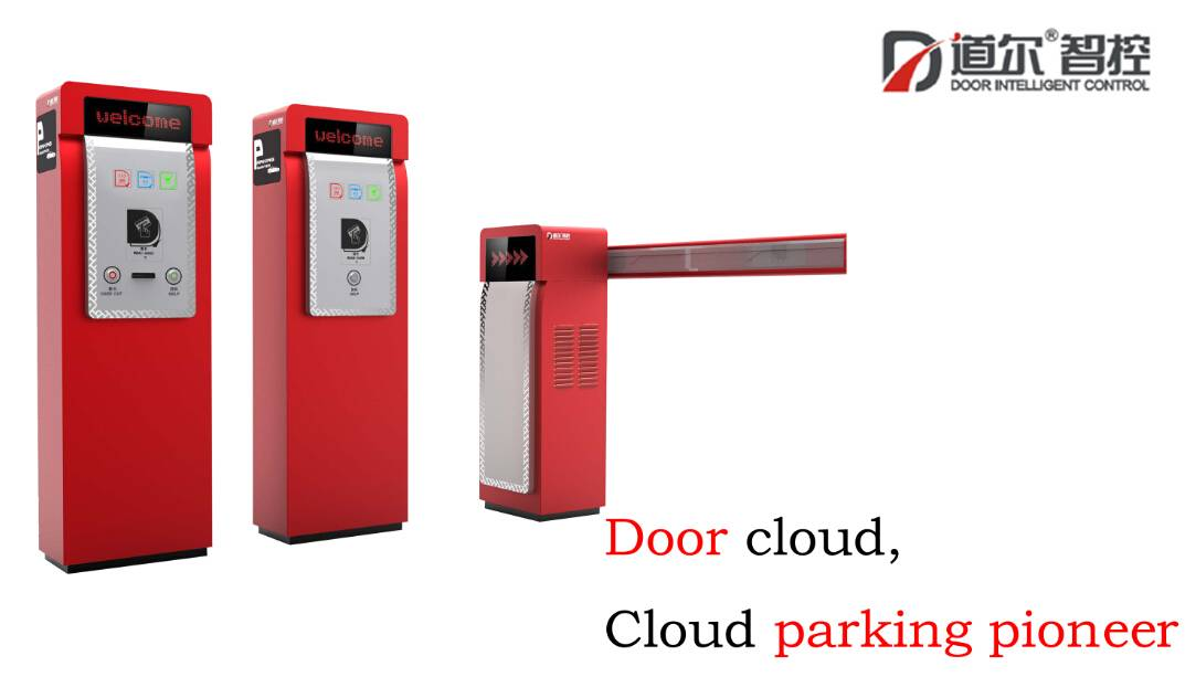 Cloud based Car parking System