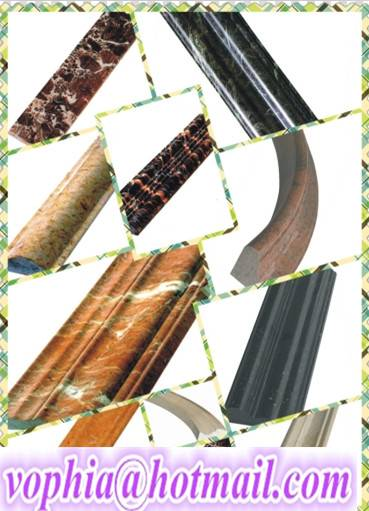 various architectural mouldings from quarry, manufacturer